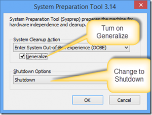 How to Sysprep Windows For cloning – It`s simple when you